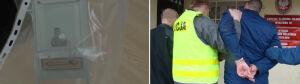 W policyjną zasadzkę wpadli skimmerzy z Łotwy