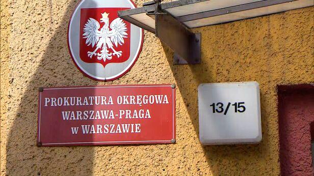 Prokuratura Okręgowa Warszawa-Praga  TVN24