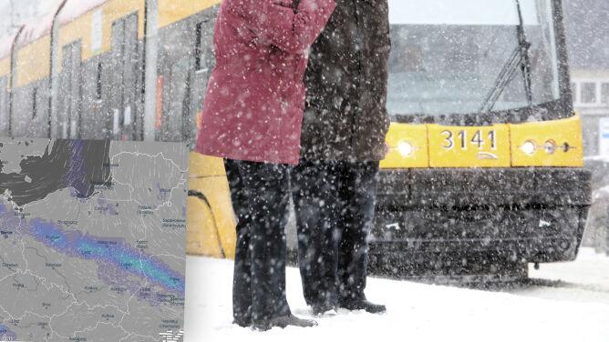 Pogoda na 5 dni: powrót chłodu i zimowych opadów