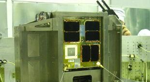Pierwszy polski satelita Lem (CBK PAN)