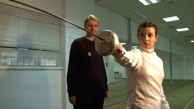 Szermierka - niegdyś metoda rozwiązywania sporów, dziś dyscyplina sportowa