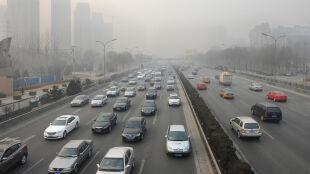 Pył w powietrzu zabija co roku 2 miliony ludzi