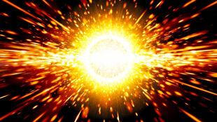 Big Bang w wersji audio. 760 lat w 100 sekund