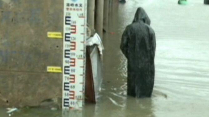 Opady rzędu 161 l/mkw. Poziom rzek drastycznie wzrósł