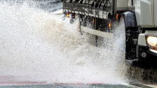 Wielką Brytanię zalała woda. Skutki burzy Christoph