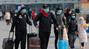 Spotkanie w sprawie koronawirusa z Chin