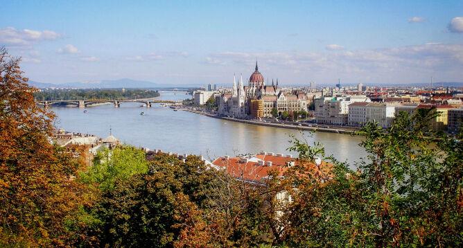 Jesienny upał na Węgrzech. <br />Rekordowo wysokie temperatury
