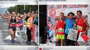 """Polak wygrał maraton na Islandii. """"Można tam dość szybko biegać"""""""