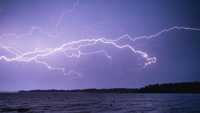 Uwaga na burze z gradem. Prognoza zagrożeń IMGW