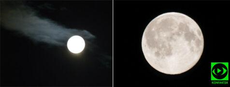 Truskawkowa pełnia Księżyca. Jej blask spędzał Wam sen z powiek