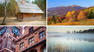 Pięć miejsc, w których warto spędzić jesienny weekend