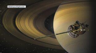 Dźwięki z Kosmosu - Cassini (NASA/spaceflightinsider/soundcloud.com)
