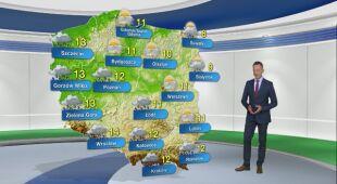 Prognoza pogody na piątek 30.10